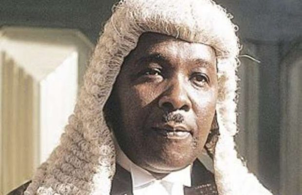 Court dismisses corruption charges against Justice Ademola, wife