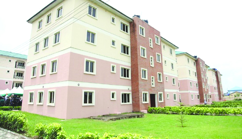 Real estate operators brainstorm in Lagos