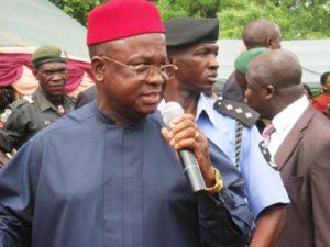 Ebonyi ex-governor, Martin Elechi joins APC