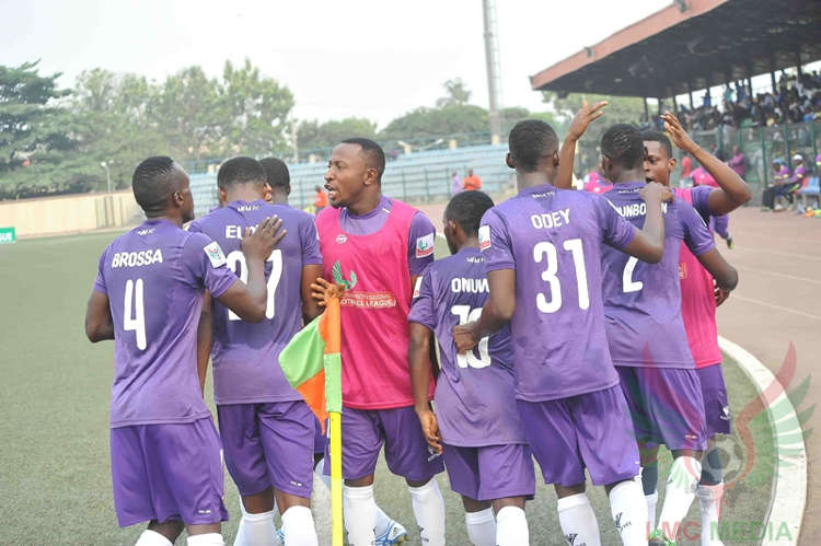 MFM beat El-Kanemi Warriors to move top