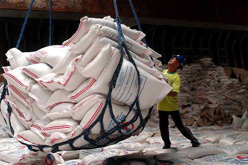 Enforce  the ban on importation of rice, Ex-NOA DG advises FG
