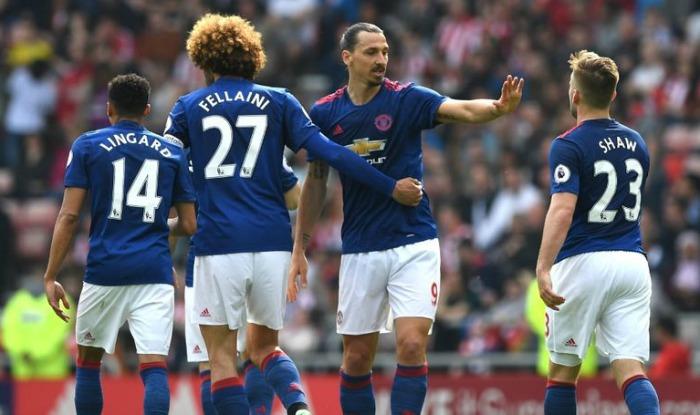 Manchester United pile more misery on Sunderland