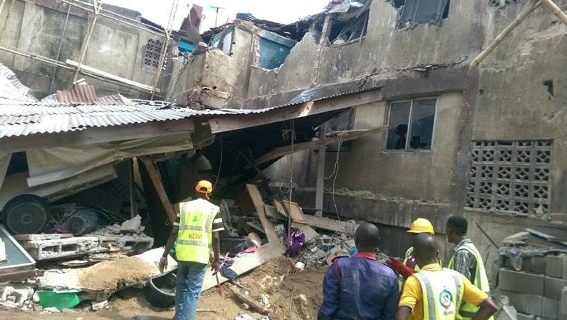 Lagos building collapse : Agency repositions to stop use of substandard materials