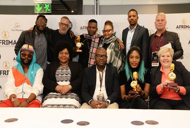 African Union unveils AFRIMA calendar in South Africa