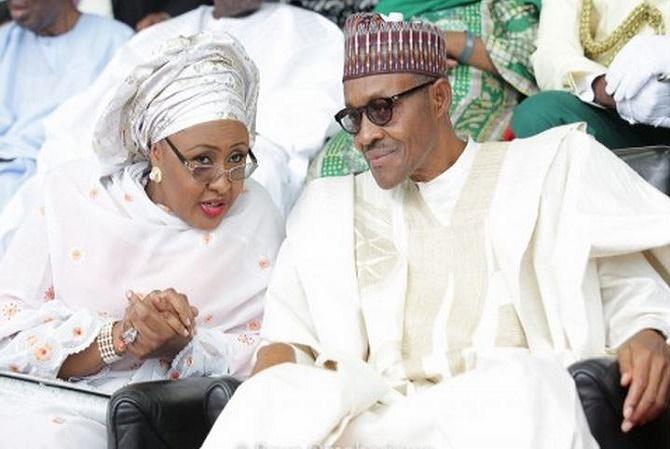 My husband still in charge – Aisha Buhari