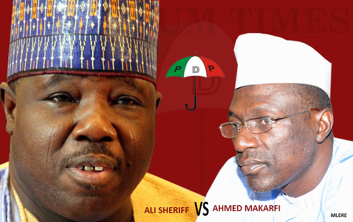 PDP crisis: Supreme Court upholds Makarfi's appeal, reserves judgement