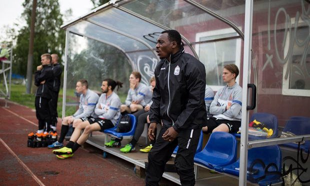 Amokachi becomes JS Hercules' Technical Director
