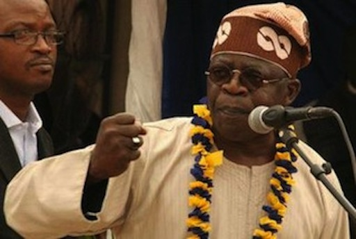 Let Buhari be, Tinubu tells critics