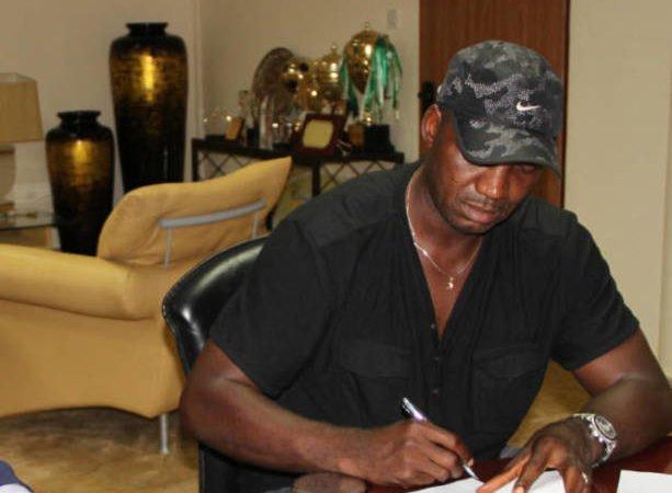 Eguavoen plans major shake-up at Sunshine Stars