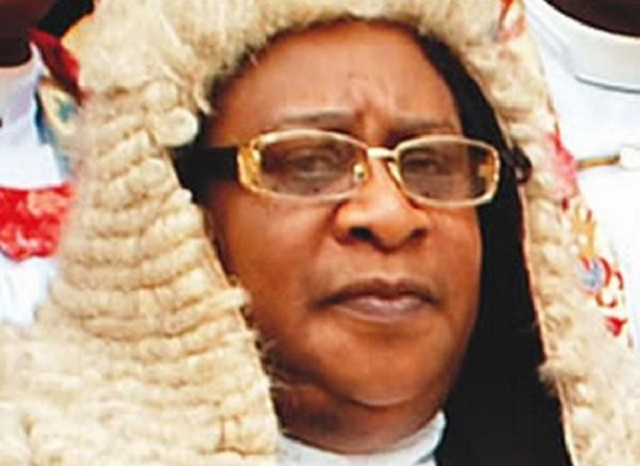 Ex-Lagos chief judge elected into FIFA Ethics Committee