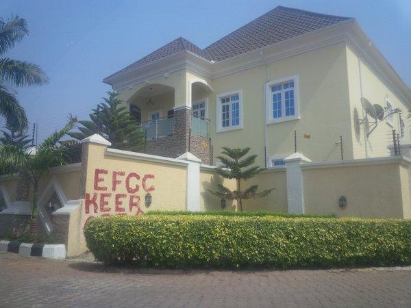 EFCC seizes 18 houses from Dasuki's associate