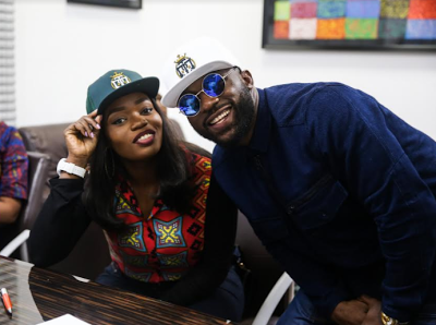 Ex- Big Brother Naija, Bisola signs new management deal with Iyanya