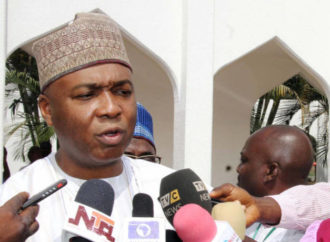 Saraki urges FG to set up review panel on workers' demands