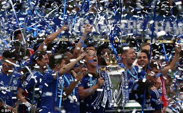 Chelsea clinch EPL title with victory at Westbrom