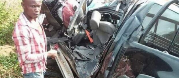 Delta APC chairman dies in ghastly motor accident
