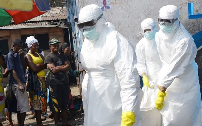 Nigeria on red alert over Ebola outbreak in Congo