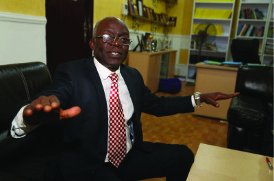 Osinbajo must not sign the 2017 budget – Femi Falana