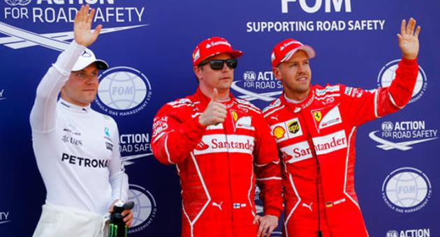 Raikkonen takes pole for Monaco GP, Hamilton finishes 14th