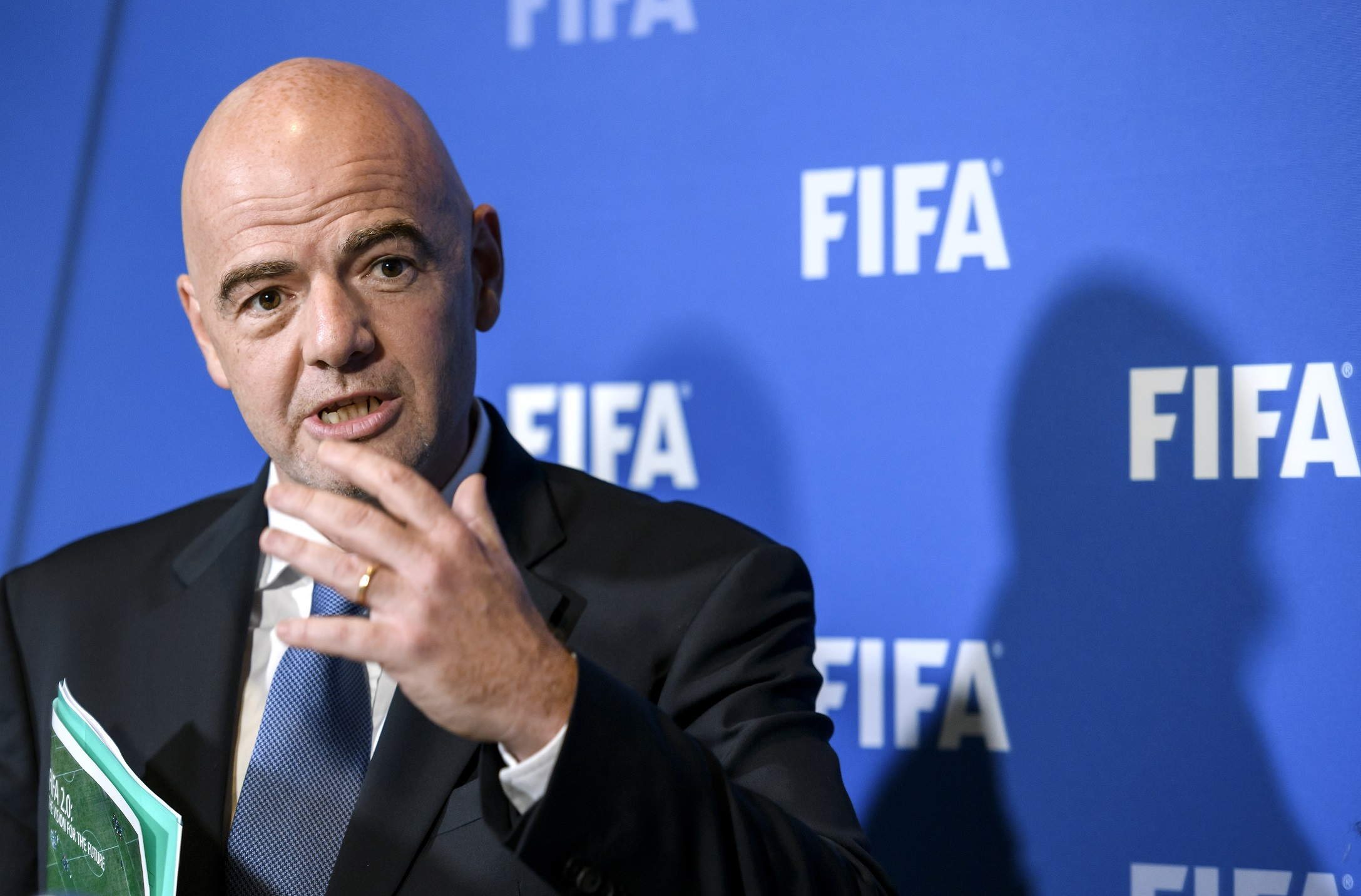 Infantino wants transfer system reformed