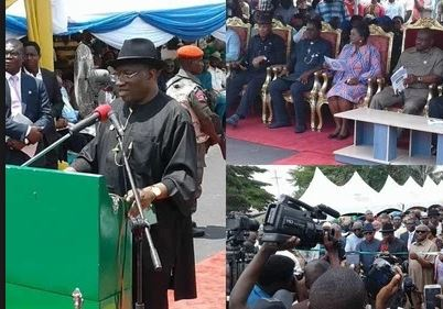 Wike's excellent performance has justified his election – Jonathan