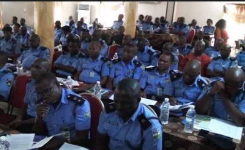 Police, stakeholders brainstorm on community policing