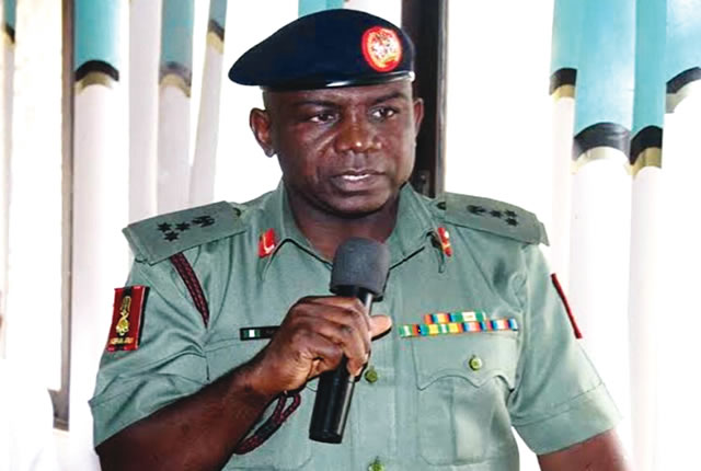 NYSC DG calls for support to confront challenges facing scheme