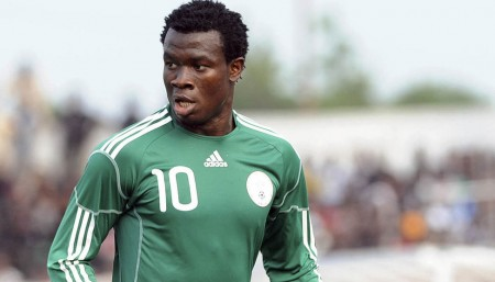 Igiebor announces retirement, blames Rohr