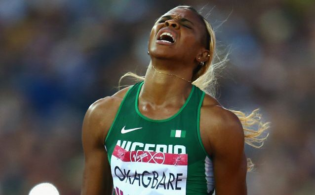 Okagbare out of 43rd IAAF Diamond League meeting