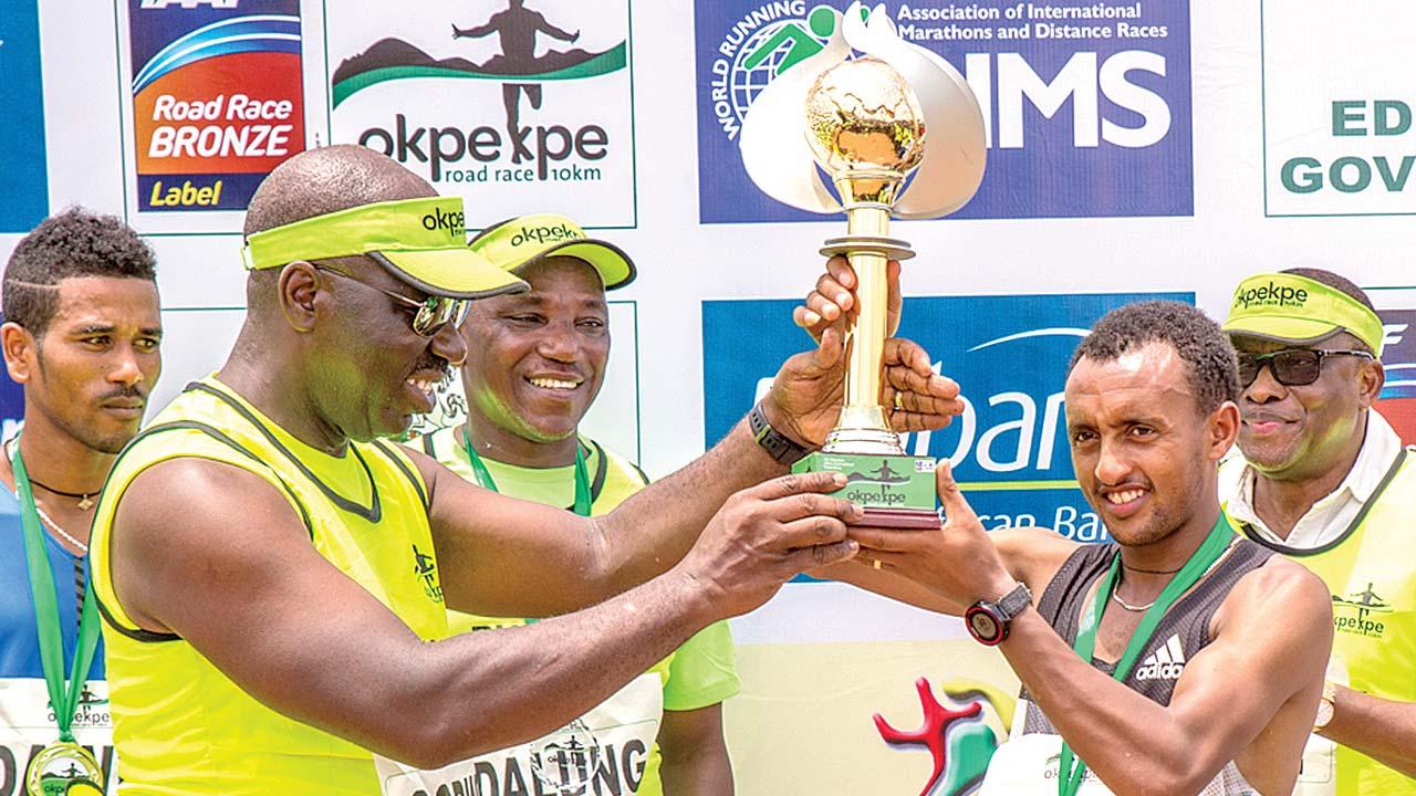 Ethiopians dominate Okpekpe Road Race
