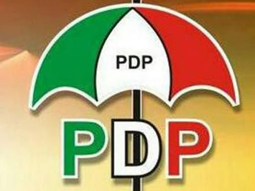 PDP Conference : Party announces dates for NEC, BOT meetings
