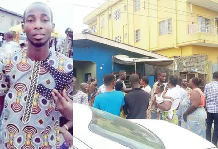 Lagos: DPO allegedly kill fashion designer during raid on birthday party
