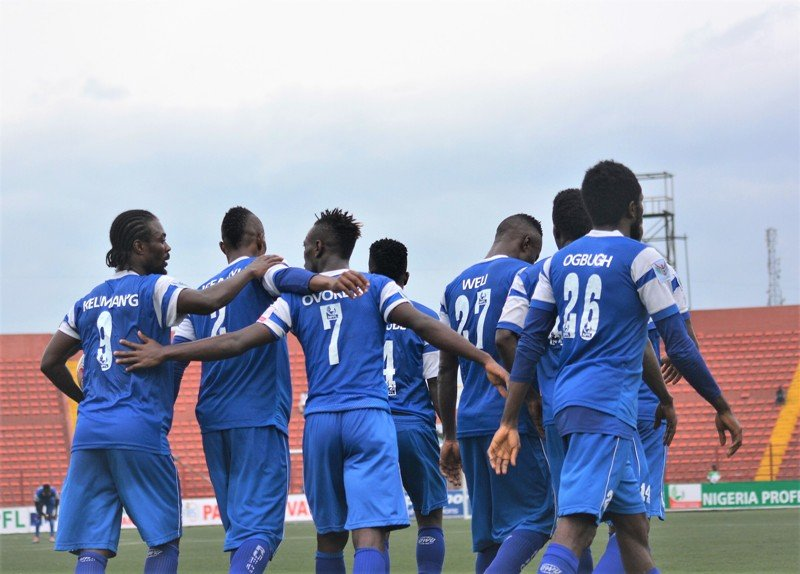 NPFL: 10-man Rivers Utd begin 2nd stanza with win over Nasarawa