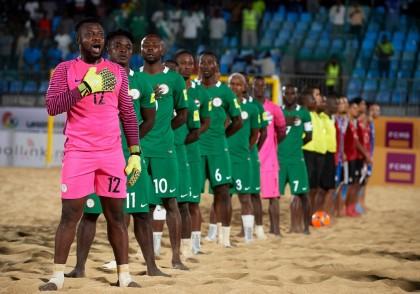Nigeria's Super Sand to return Friday