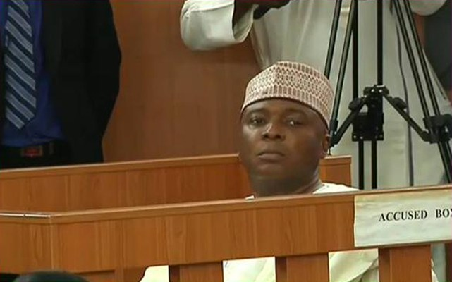 Alleged false Asset declaration: Saraki t make no-case submission