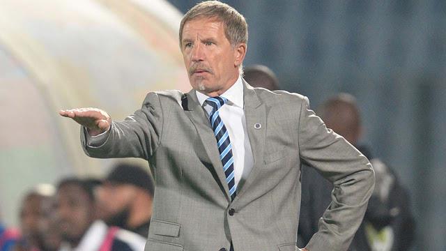 We'll beat Nigeria in Uyo, says Bafana Bafana coach