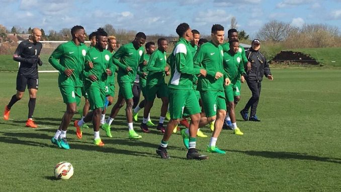 NFF denies friendly match with Togo