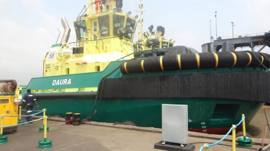 NPA commissions four modern tugboats