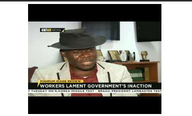 Workers lament government's inaction