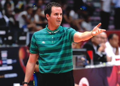 Voigt to resume duties as coach of Nigeria's D'Tigers