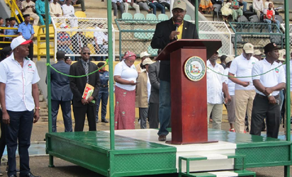 May Day: Amosun pardons dismissed workers, pay withheld salaries
