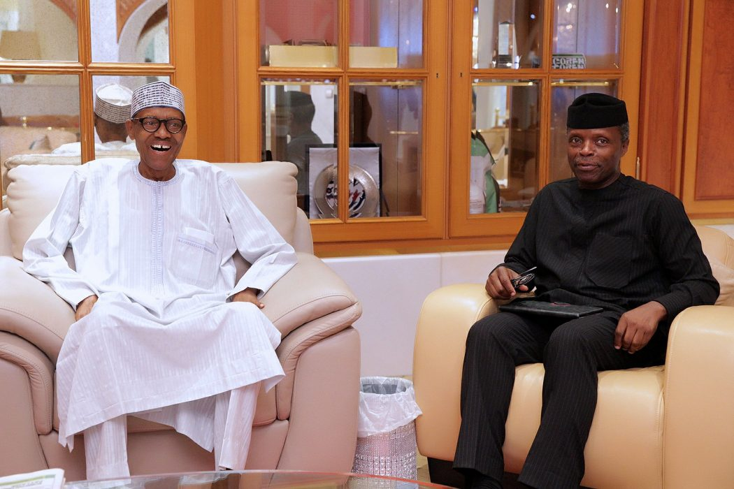 Buhari's administration has done well – Osinbajo