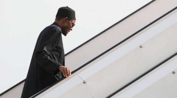 I will stay away indefinitely – President Buhari