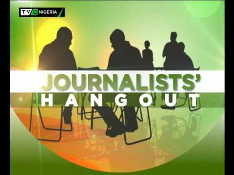TVC Talk show 'Journalist Hangout' marks mid-term review of President Buhari's government