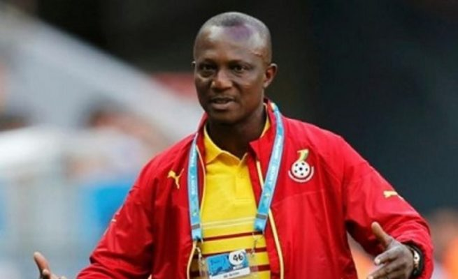Kwesi Appiah unveiled as Black Stars manager