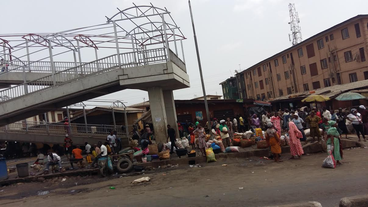 Ramadan: Scanty markets, low patronage