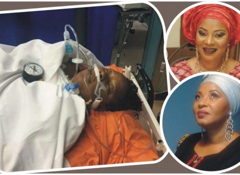Celebrities pay tribute to Moji Olaiya