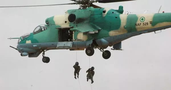 Air Force prevents Boko Haram from regrouping in Sambisa