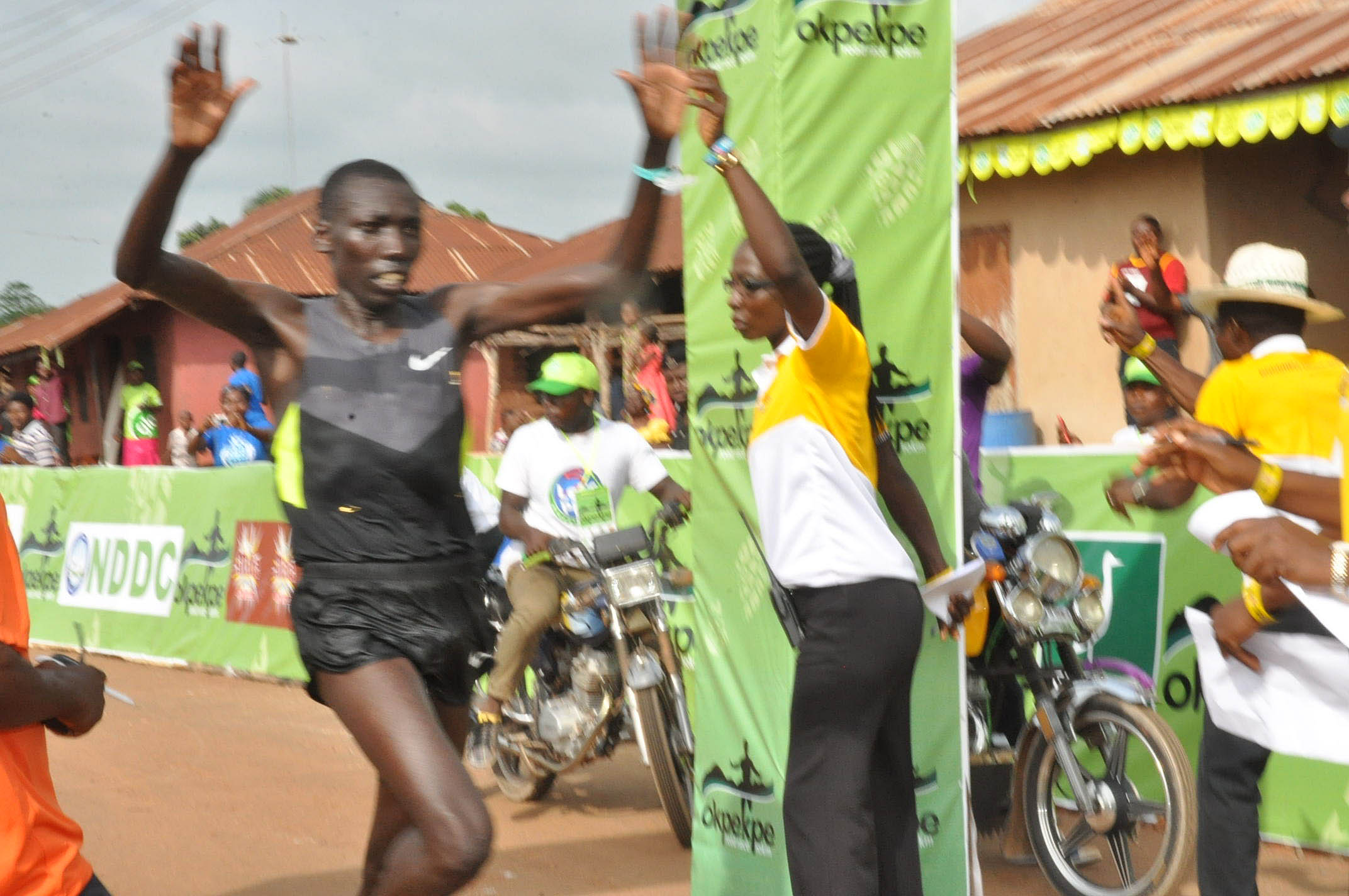 Screening,accreditation begin for Okpekpe Race