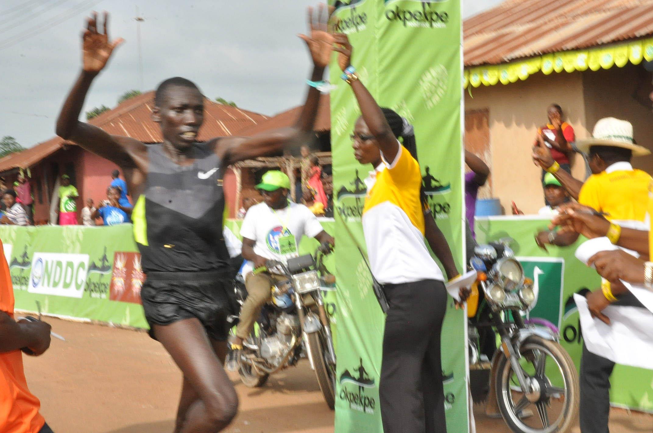 Screening,accreditation begin for Okpekpe Race