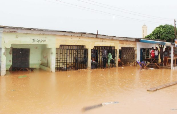 Oyo orders removal of 200 illegal structures on waterways